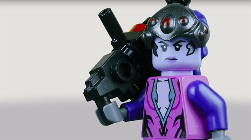 LEGO Overwatch Stop Motion Featured 800 445