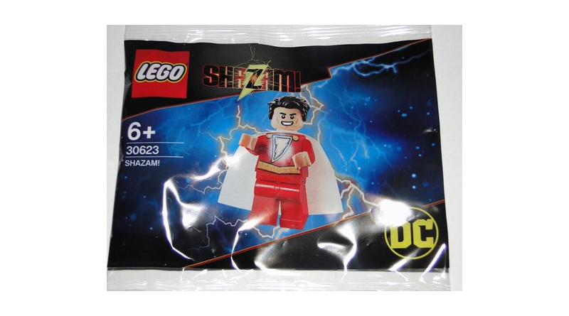 LEGO SHAZAM 30623 Shazam Featured 800 445