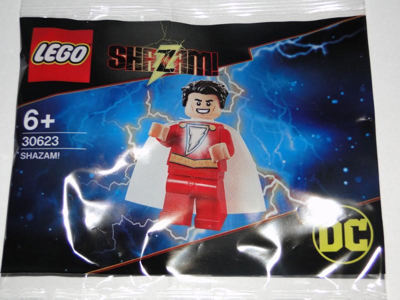 LEGO SHAZAM 30623 Shazam