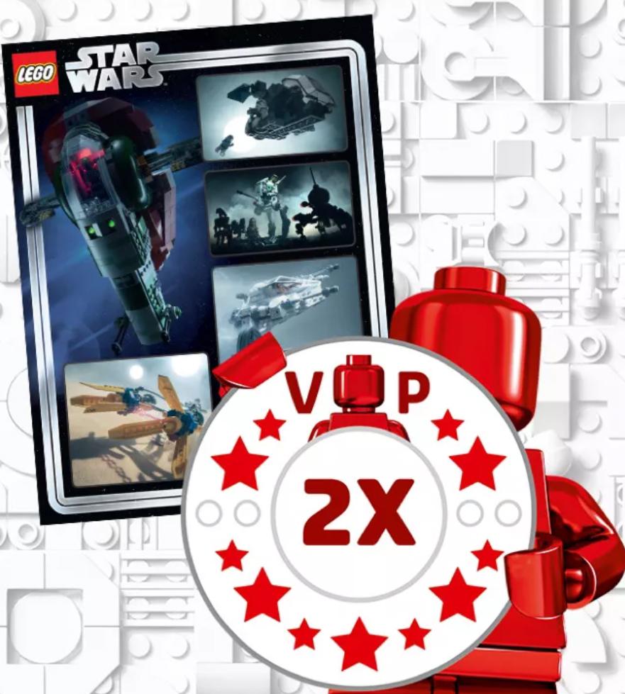 LEGO Star Wars 20 Print