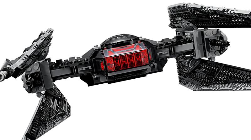 LEGO Star Wars 75179 Kylo Ren Starfighter Featured 800 445