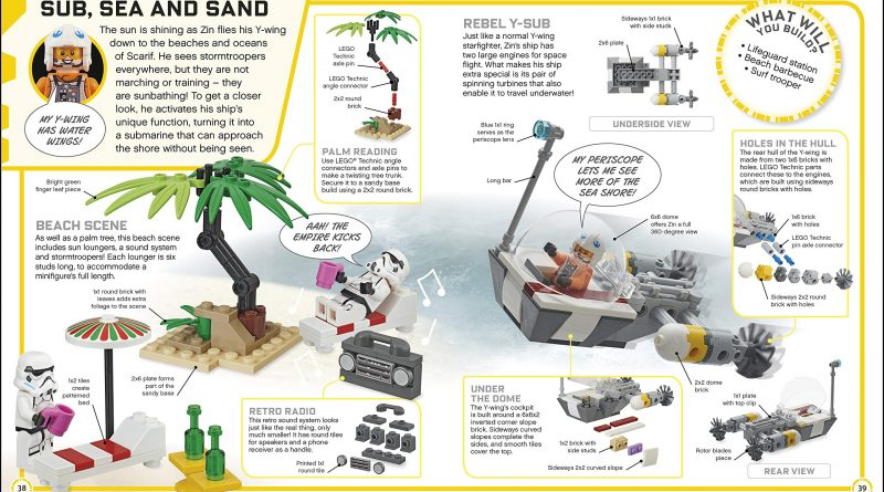 LEGO Star Wars Build Your Own Adventure 6 800x445