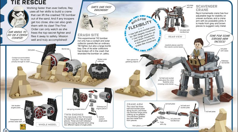 LEGO Star Wars Build Your Own Adventure 8 800x445