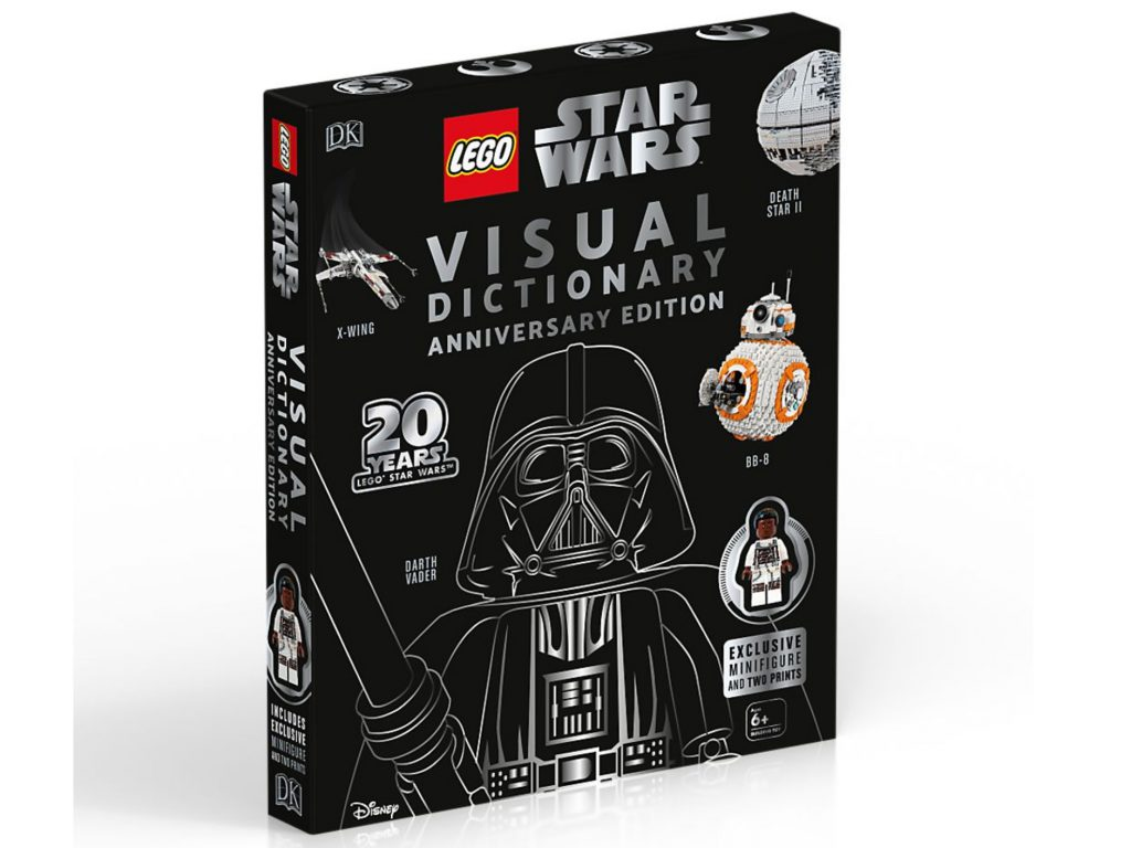 LEGO Star Wars Visual Dictionary Platinum Edition 1024x768