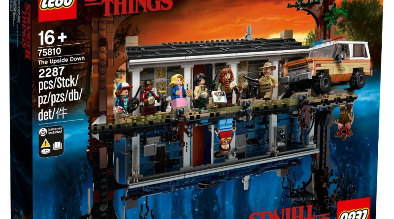 LEGO Stranger Things 75810 The Upside Down 1 800x445