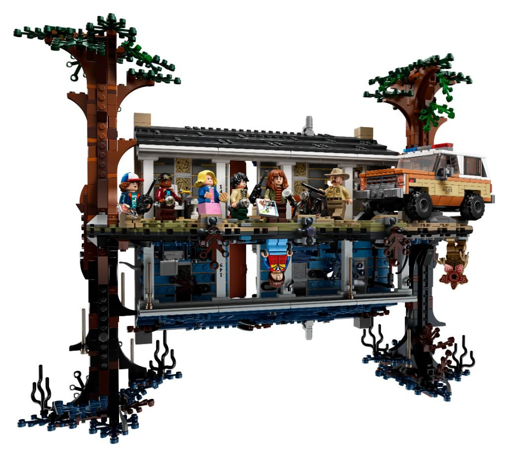 LEGO Stranger Things 75810 The Upside Down 11 1024x921
