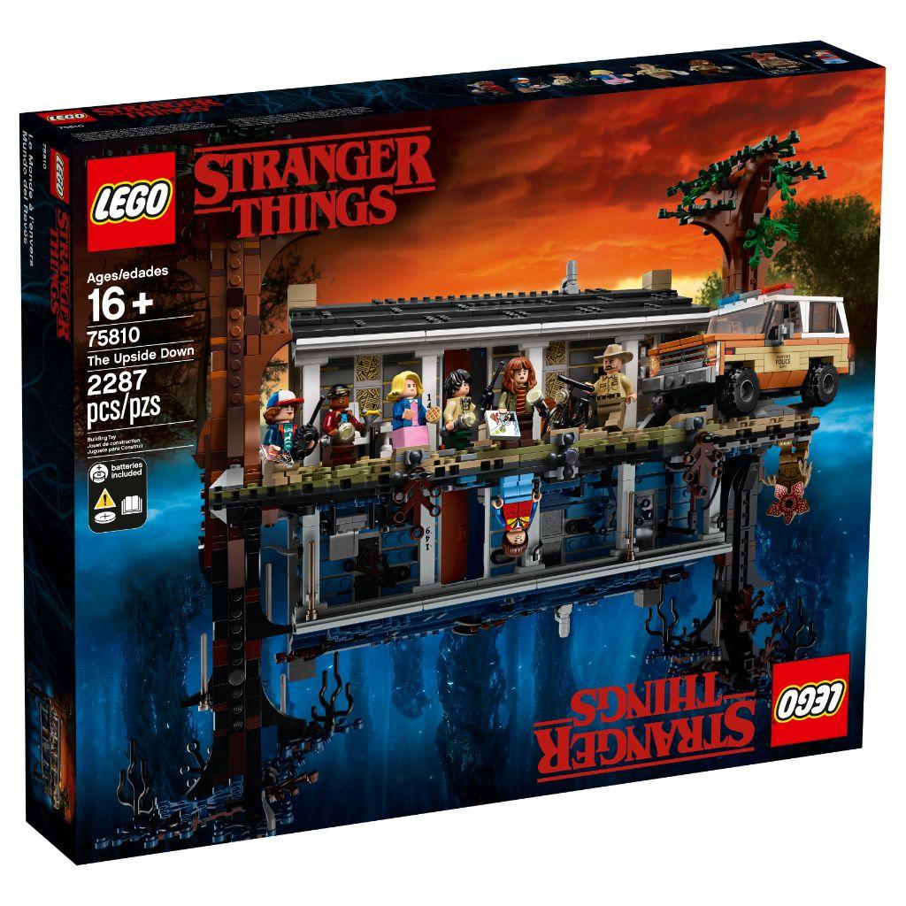 LEGO Stranger Things 75810 The Upside Down 2