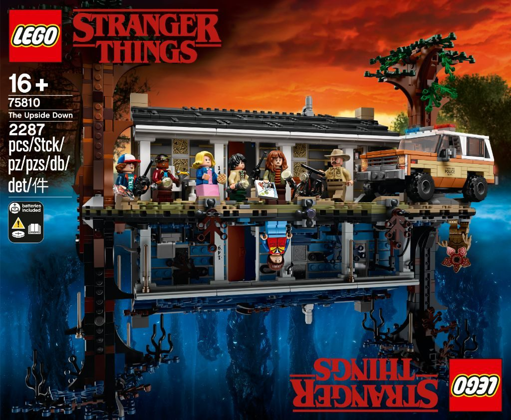 LEGO Stranger Things 75810 The Upside Down 5 1024x843
