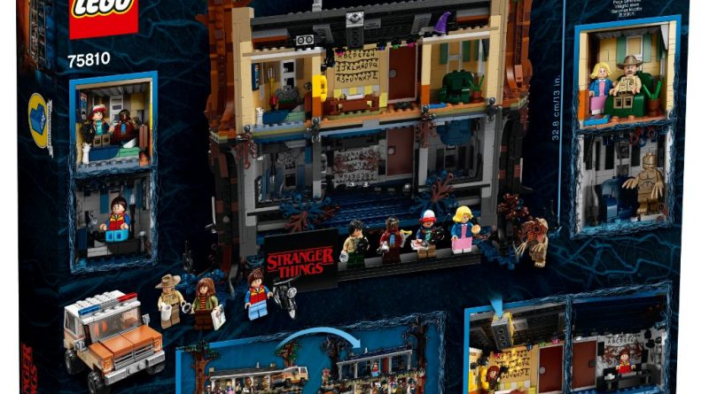 LEGO Stranger Things 75810 The Upside Down 9 800x445