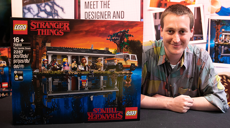 LEGO Stranger Things Justin Ramsden Featured 800 445