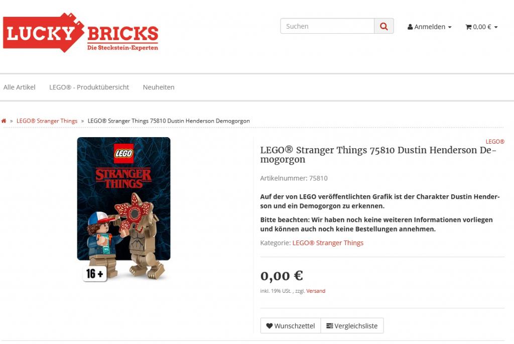 LEGO Stranger Things Lucky Bricks 1024x685