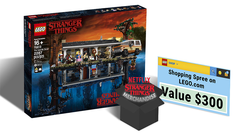 LEGO Stranger Things Contest Featured 800 445