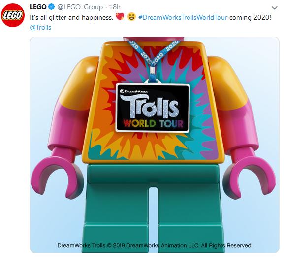 LEGO Trolls Social