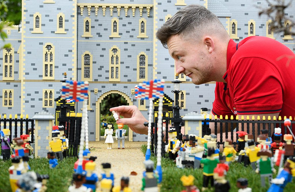 LEGOLAND Windsor Royal Baby 1024x668