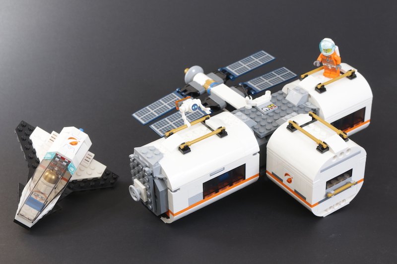 lego city lunar space station amazon - photo #2