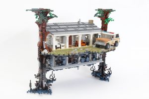 LEGO Stranger Things 75810 The Upside Down Review 12 300x200
