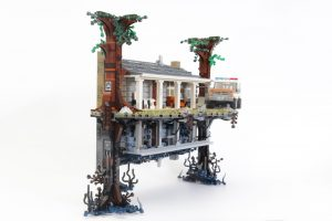 LEGO Stranger Things 75810 The Upside Down Review 13 300x200