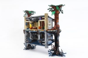 LEGO Stranger Things 75810 The Upside Down Review 14 300x200