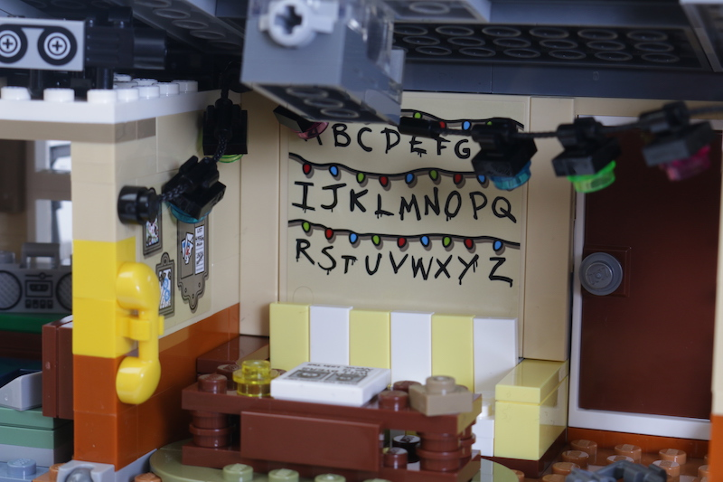 LEGO Stranger Things 75810 The Upside Down Review 5