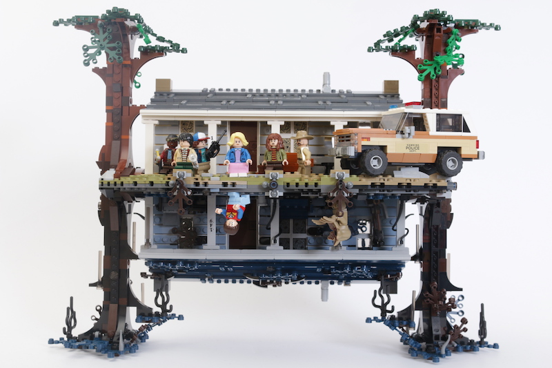 LEGO Stranger Things 75810 The Upside Down Review Main1