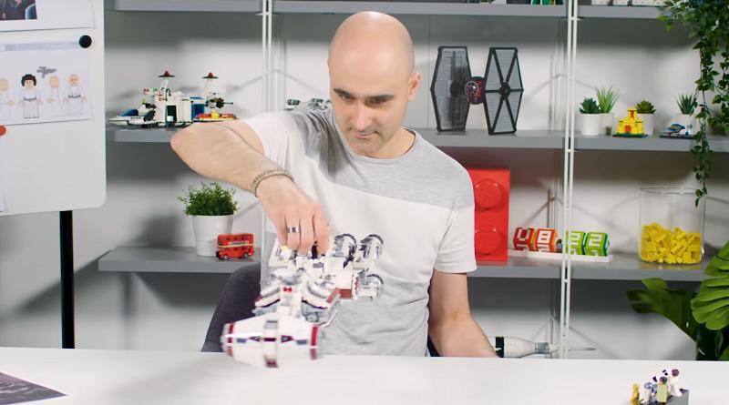 LEGo Star Wars Tantive IV Designer Video Featured 800 445 800x445