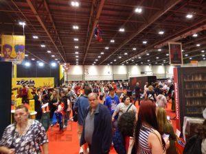 MCM London Comic Con May 2019