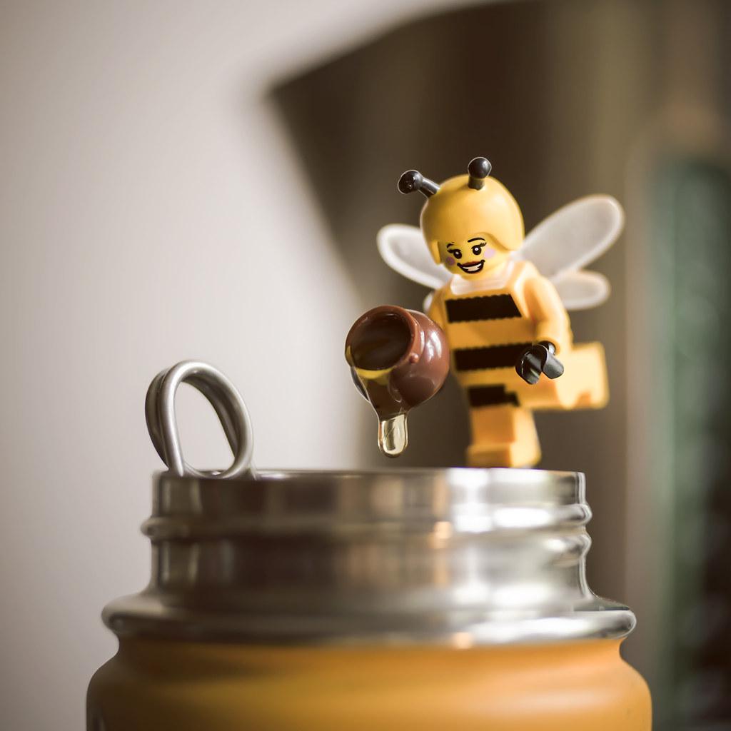 Brick Pic Bee