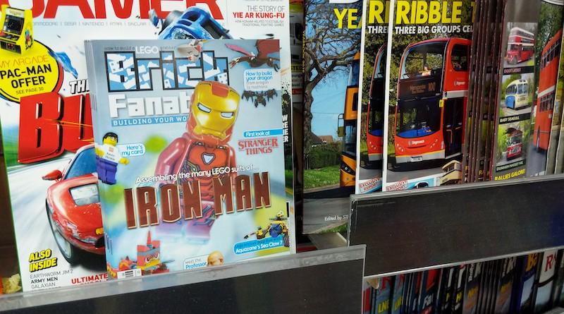 Brick Fanatics Issue 6 UK Stores