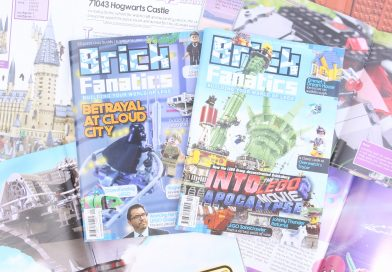 Brick Fanatics Magazine Issue 1 and 2 bundle available now