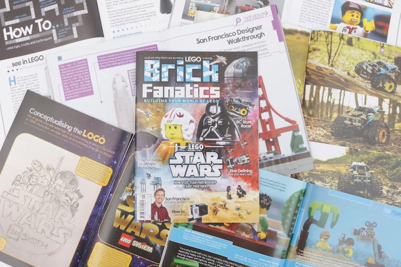 Brick Fanatics Magazine Issue 5 Collection