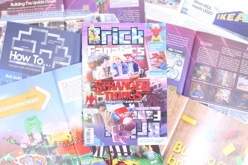 Brick Fanatics Magazine Issue 7 Collection