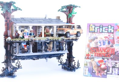 UPDATE – Competition – Win Brick Fanatics Magazine subscription and 75810 The Upside Down