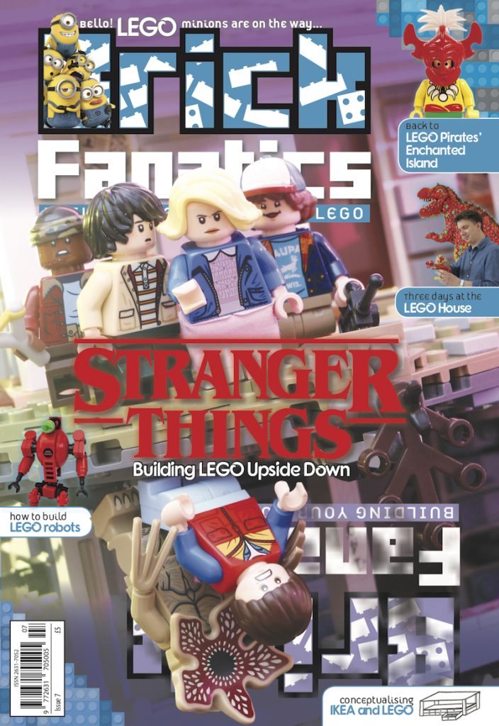Brick Fanatics Magazine Issue 7 Cover 704x1024