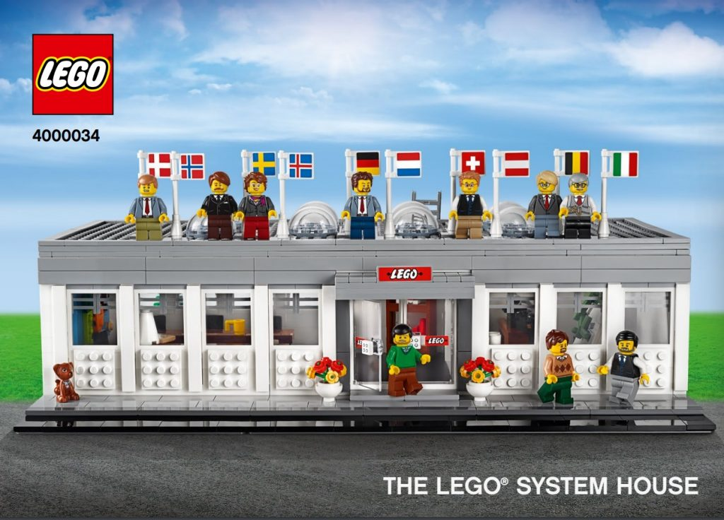 LEGO 4000034 The LEGO System House 1024x736