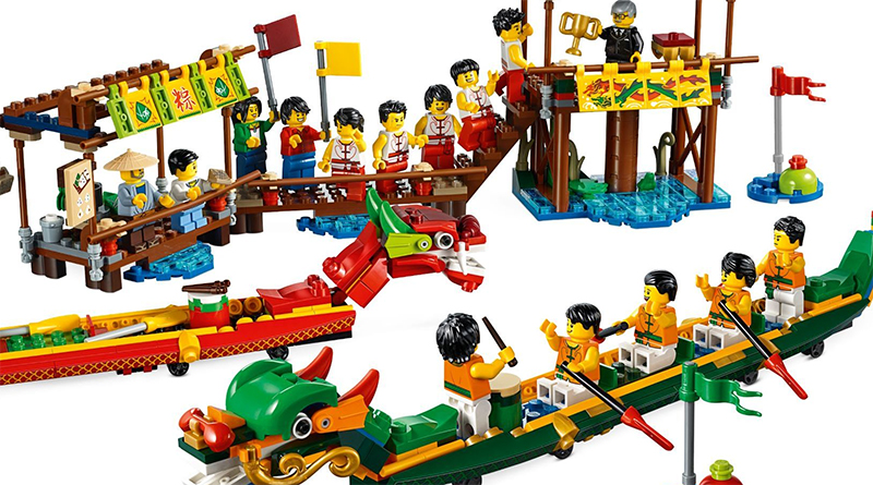 LEGO 80103 Dragon Boat Race Featured 800 445