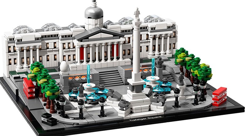 LEGO Architecture 21046 Trafalgar Square featured 800 445