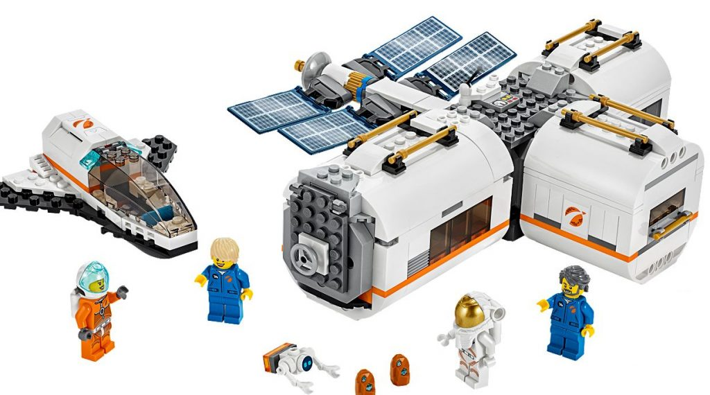 LEGO City 60227 Lunar Space Station Featured 800 445