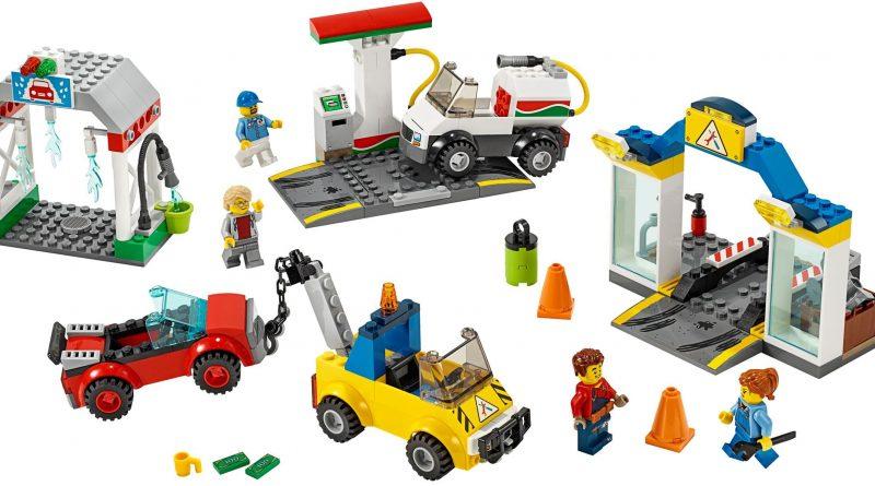 LEGO City 60232 Garage Centre 800x445