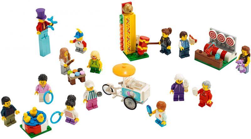 LEGO City 60234 People Pack Fun Fair 800x445