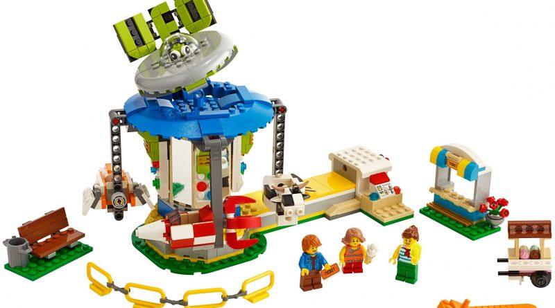 LEGO Creator 30195 Fairground Carousel 800x445