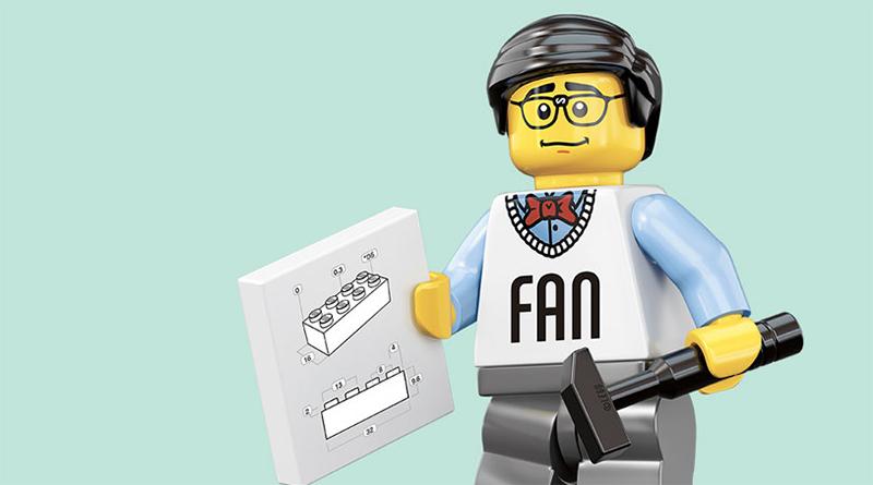 LEGO Fan Featured 800 445