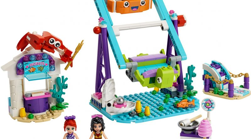 LEGO Friends 41337 Underwater Loop 800x445