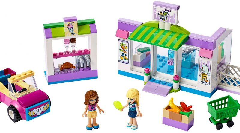 LEGO Friends 41362 Heartlake City Supermarket 800x445
