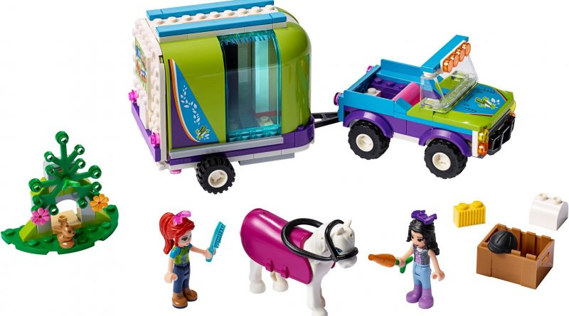 LEGO Friends 41371 Mias Horse Trailer 800x445
