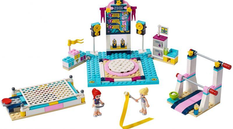 LEGO Friends 41372 Stephanies Gymnastics Show