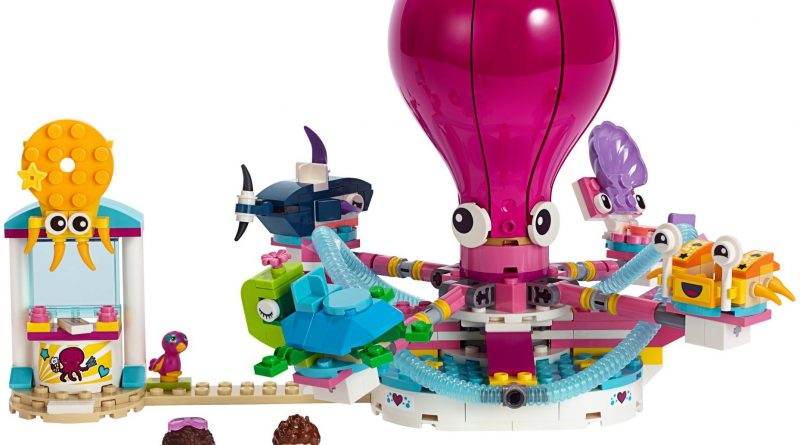 LEGO Friends 41373 Funny Octopus Ride 800x445