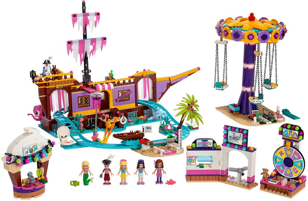 LEGO Friends 41375 Heartlake City Amusement Pier 1024x667