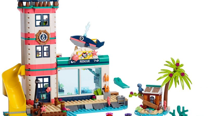 Lego Friends Summer 2019 Sets Available Now