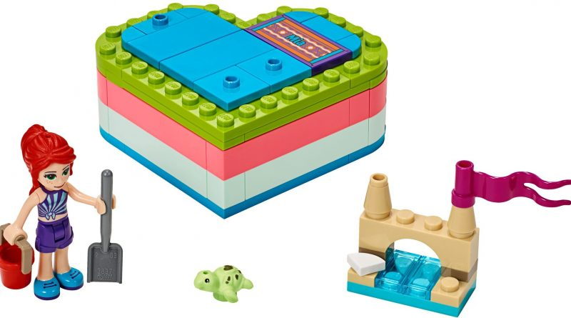 LEGO Friends 41388 Mias Summer Heart Box 800x445