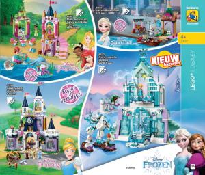 LEGO Disney 41372 Elsa's Magical Ice Palace and DUPLO set